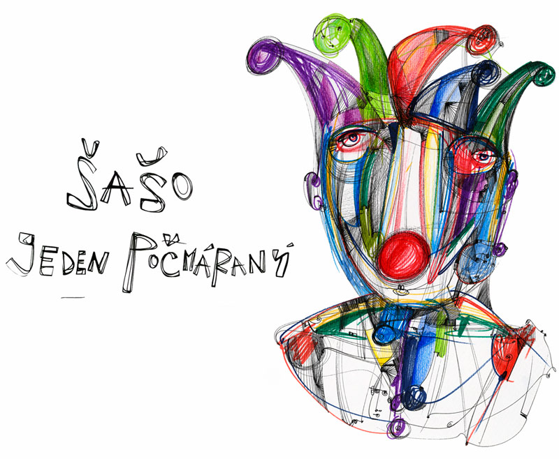 exhibitionsDRAWING CLOWN
